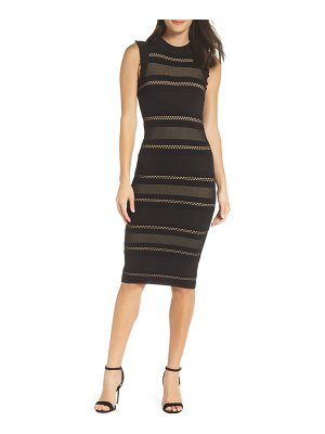 Ali & Jay i got you babe midi body-con dress