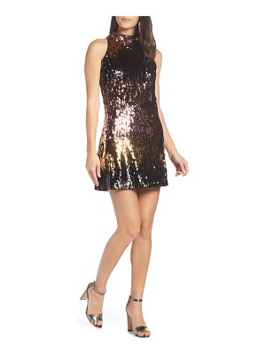 Ali & Jay remember me sequin minidress
