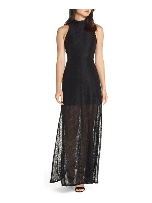 Ali & Jay return to love lace maxi dress