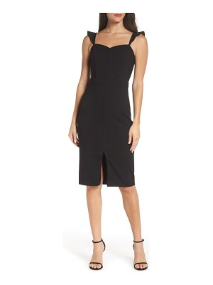 Ali & Jay sky's the limit sheath dress
