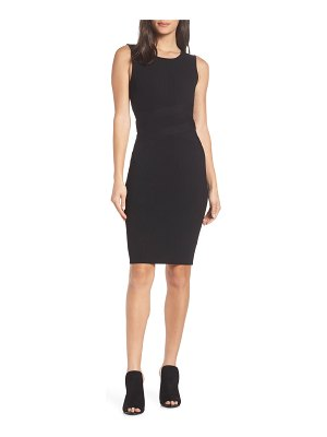 Ali & Jay surrender sheath dress