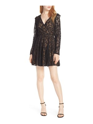 Ali & Jay sweet heart lace minidress