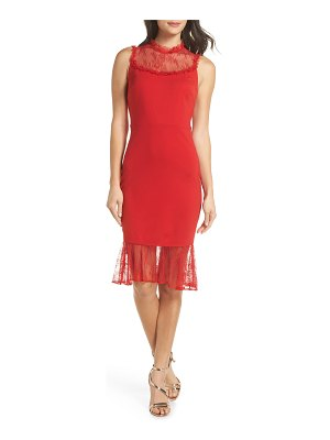 Ali & Jay two to tango lace detail dress