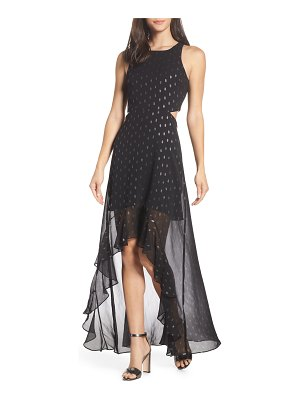 Ali & Jay wanna dance high/low maxi dress