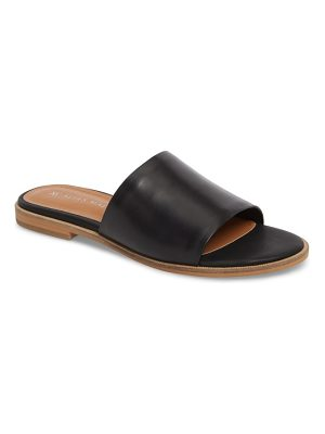 Alias Mae therapy slide sandal