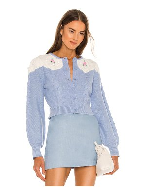 Alice McCall day by day sweater