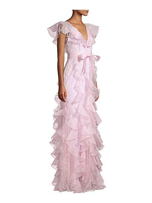 Alice McCall my baby love ruffle gown