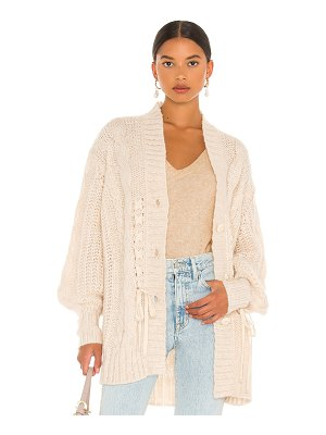 Alice McCall only you cardigan