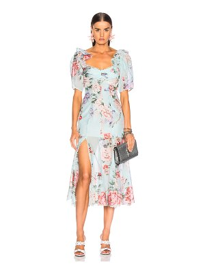 Alice McCall Send Me A Postcard Dress