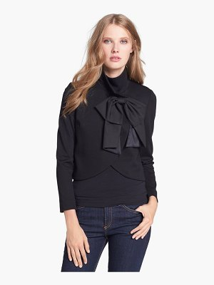Alice + Olivia 'addison' bow detail jacket
