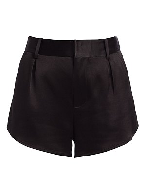 Alice + Olivia alden butterfly shorts