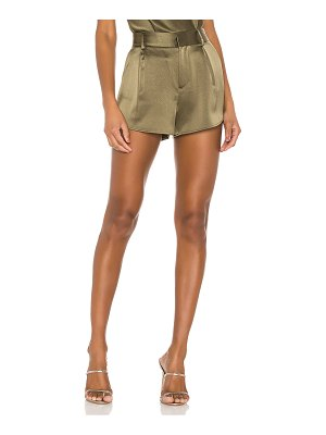 Alice + Olivia alden high waist butterfly short