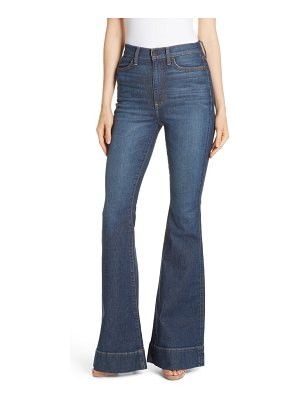 AO.LA by alice + olivia ao. la by alice + olivia beautiful high waist bell bottom jeans