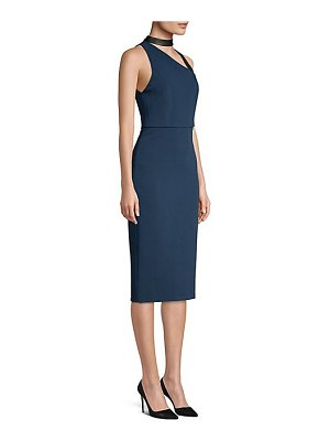 Alice + Olivia jona cutout midi dress