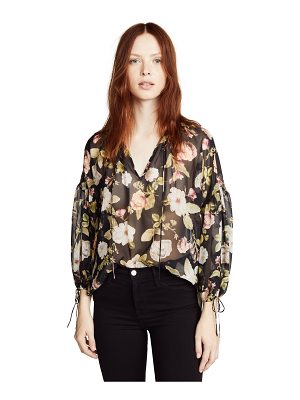 Alice + Olivia julius top