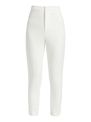 Alice + Olivia lorinda super high-waist crop pants