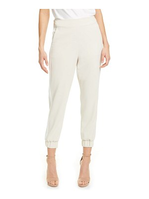 Alice + Olivia pete side stripe jogger pants