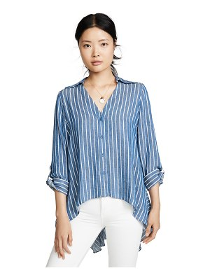 Alice + Olivia shantay button down