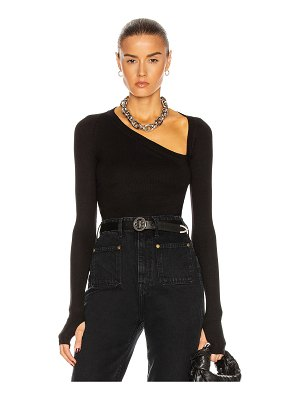 ALIX NYC stratton bodysuit