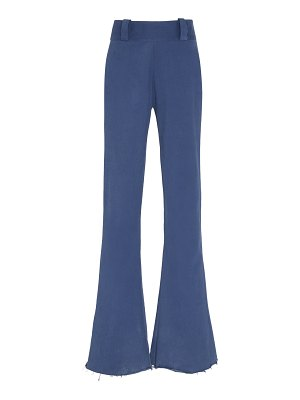 Alix of Bohemia carnaby cotton-blend flared pants