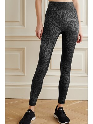 All Access audio printed stretch leggings