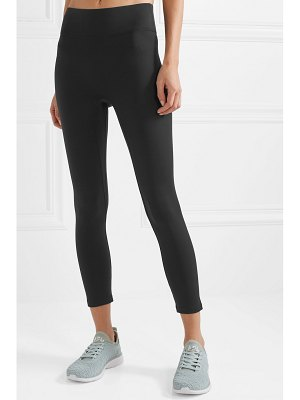 All Access center stage cropped stretch leggings