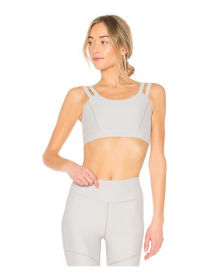 All Fenix Aero Grey Sports Bra