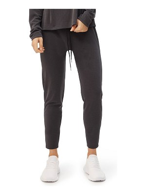 All Fenix Luxe Ribbed Drawstring Pull-On Pants