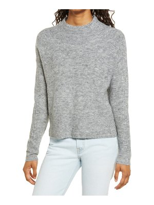 ALL IN FAVOR funnel neck sweater