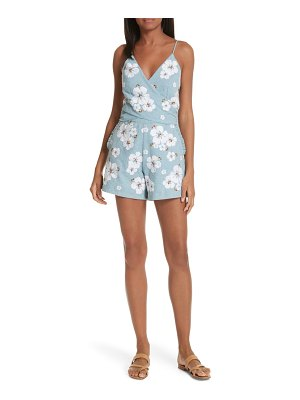 All Things Mochi gala embroidered romper
