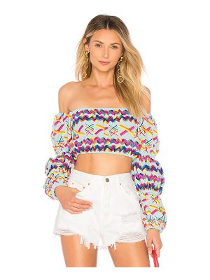 All Things Mochi Lucia Crop Top