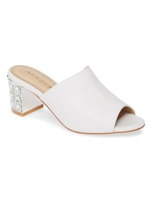 Allegra James cindy slide sandal