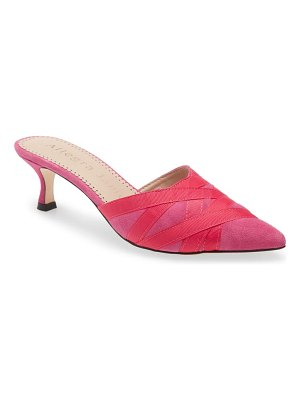 Allegra James ginger mule
