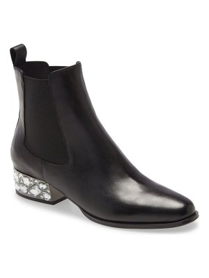 Allegra James kara chelsea boot
