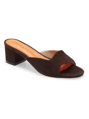 Allegra James lora slide sandal