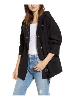 ALLSAINTS kelsie nilba hooded jacket