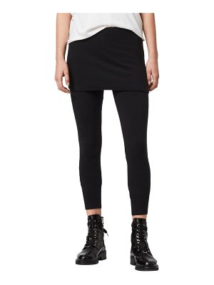 ALLSAINTS raffi skirted leggings