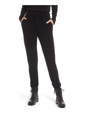 ALLSAINTS ridley wool & cashmere joggers