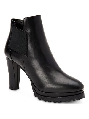 ALLSAINTS Sarris Leather Pull-On Ankle Booties