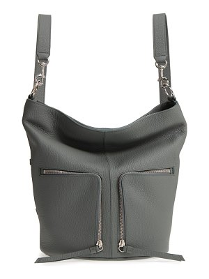 ALLSAINTS small fetch leather backpack