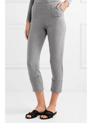 ALLUDE wool leggings