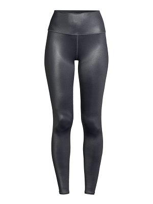 Alo Yoga 7/8 high-waist shine crop leggings