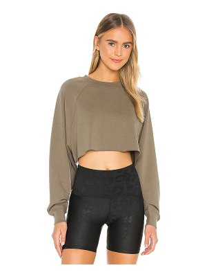 Alo Yoga double take pullover