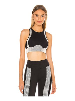 Alo Yoga electric sports bra
