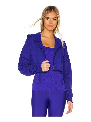 Alo Yoga Extreme Crop Jacket