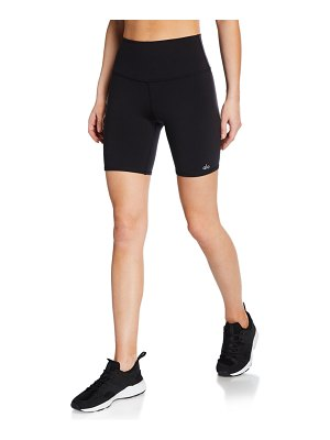 Alo Yoga High-Waist Active Biker Shorts