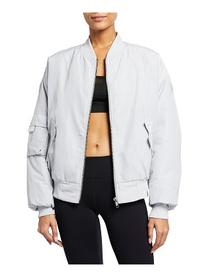 Alo Yoga It Girl Bomber Jacket