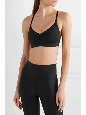 Alo Yoga sunny strappy stretch sports bra