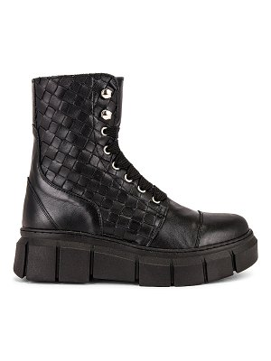 ALOHAS can can braided boot