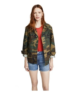 ALPHA INDUSTRIES french field coat